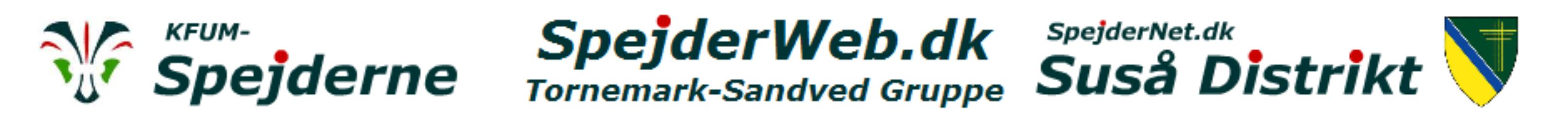 Spejderweb.dk | KFUM-Spejderne i Tornemark-Sandved Gruppe